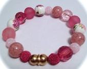 Rose Garland Bracelet
