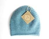 Slouchy Beanie Hat - Crochet Hat - Unisex Hat - Slouchy Hat - Crochet Beanie - Crochet Slouchy Hat