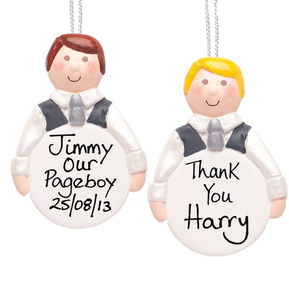 Wedding Gift Ideas For Pageboy : Personalised, Page Boy, Wedding Gifts by Truly for You