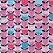 1 Yard - Erin McMorris - MOXIE - Buttercup - Bubble Gum