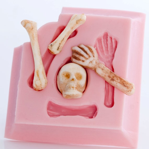 You can buy theSkeleton Fondant Mold here