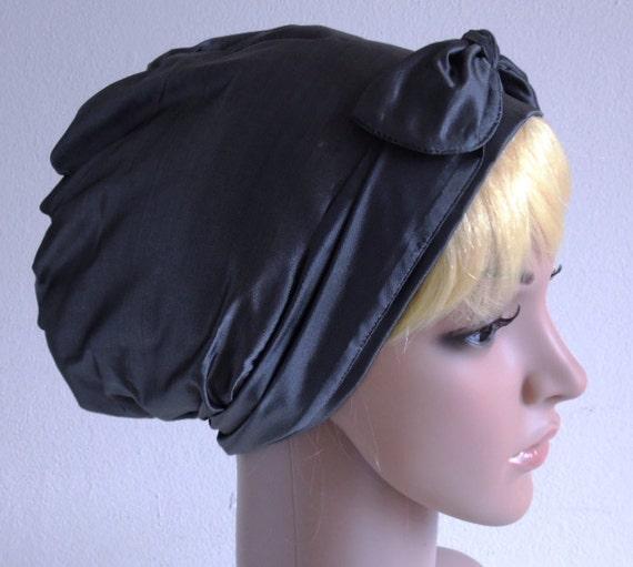 scarf hair wrap tichel silk wrap floral