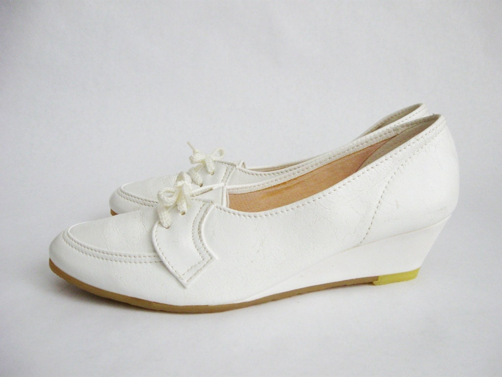 Vintage Nurse Shoes 86