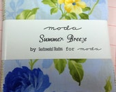 Summer Breeze Charm Pack by Moda BLOW OUT!