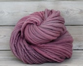 Titan - Hand Dyed Thick & Thin Merino Wool Bulky Chunky Yarn - Colorway: Sanctuary