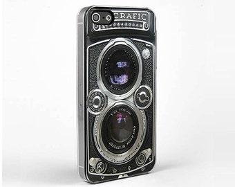 Vintage Camera Silver Lens iPhone 6 / 6S Case, iPhone 6 / 6S PLUS, iPhone 5/5S Cases, iPhone 5C cover, iPhone 4/4S case