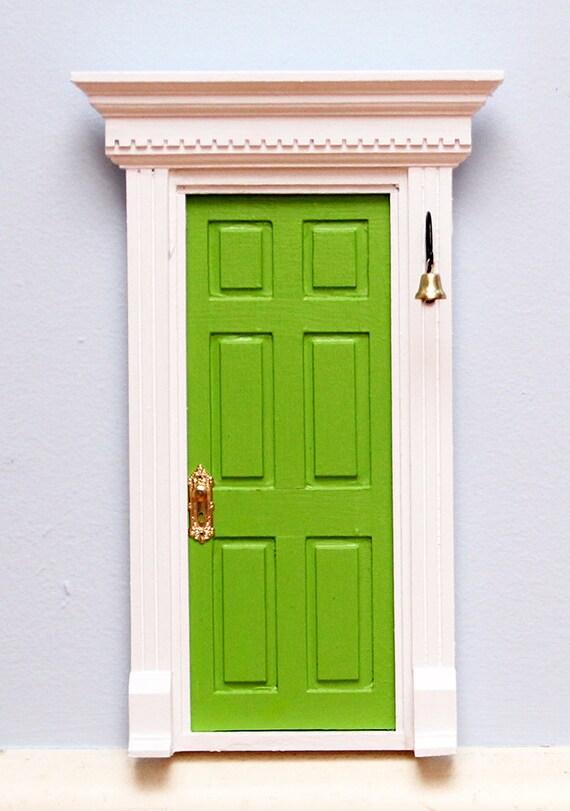 Green fairy door tooth fairy door for My fairy door uk