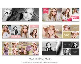 Facebook Timeline Cover Bundle Photoshop Template, Facebook Cover, Facebook Banner, Facebook Timeline, Facebook, Social Media Templates