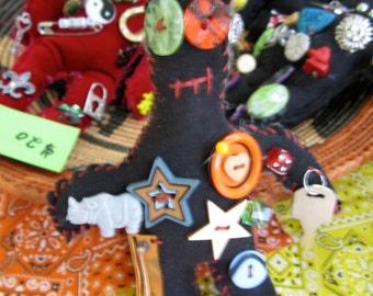 Voodoo or Ju ju Dolls (Made to Order) large