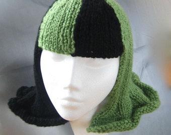 Halloween Hat Wig Pattern
