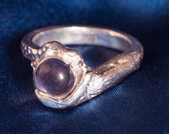 Amethyst Ring, Size 8