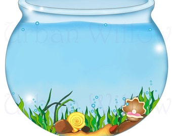 Fish Bowl Invitations as perfect invitations template