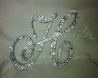BLING Customized Cake Toppers
