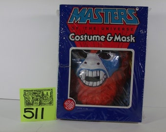 1980's  Ben Cooper Masters of the Universe Halloween costume-BeastMaster