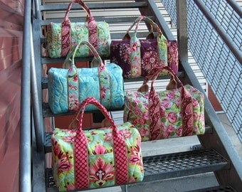Quilted Large Duffel bags