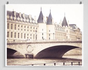 Paris photography - Conciergerie - Paris photo,Fine art photography,Paris decor,8x10 wall art,white,Fine art prints,Art Posters