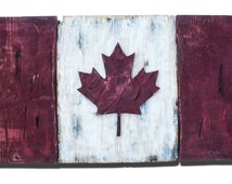 Popular Items For Canadian Flag On Etsy