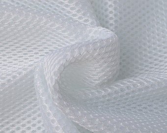 White Mesh Fabric For Bags Lining,Polyester Mesh Fabric Purses Lining,White Mesh Lining,Cases Box Mesh Fabric,White Lining