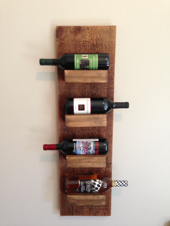 How To Buy Wall Mounted Wine Rack : Wallets