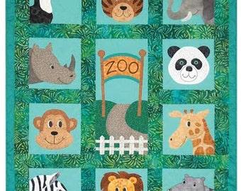 Zany Zoo Animals