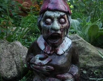 Bloody Mary Walking Dead Zombie Gnome