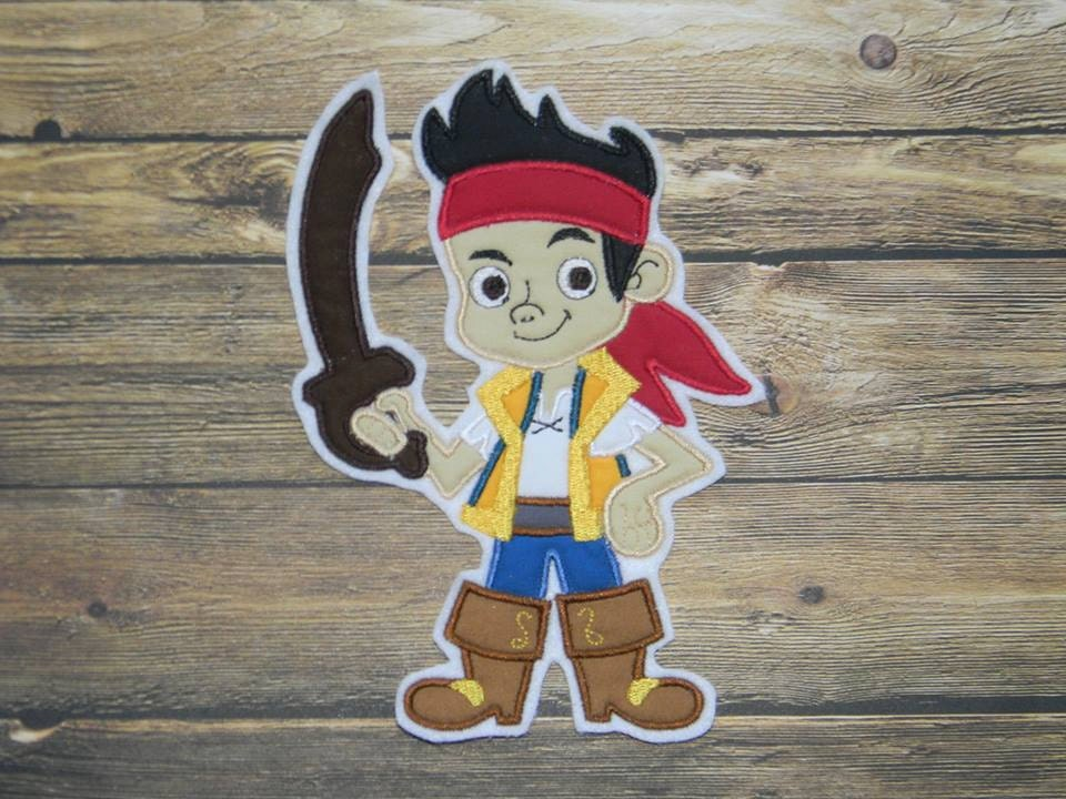 Jake And The Neverland Pirates Cookie Cutter Jake And The Neverland Pirates