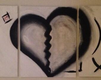 Mended heart