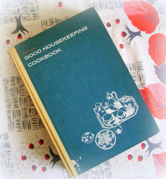 Good Housekeeping: Vintage 1963 Good Housekeeping Cookbook By