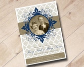 Anniversary Invitation - Wedding Anniversary Invitation