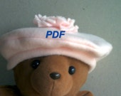 Beret PDF  Pattern Instruction