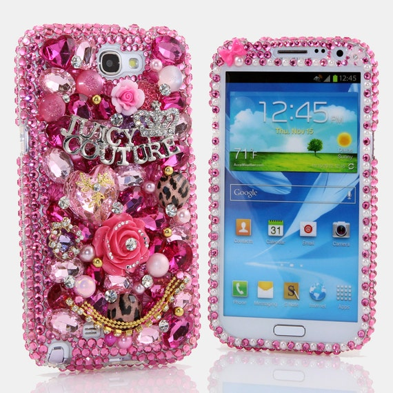 Samsung Galaxy Note2 3 S3 S4 iPhone 5 5S 5C 4/4S by Star33mall