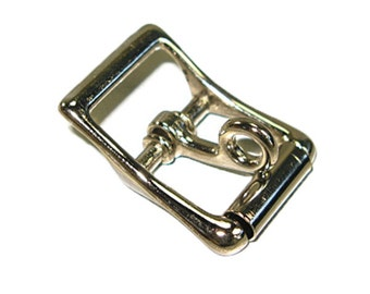 Locking Tongue Roller Buckle in 3 sizes