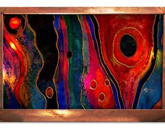Glass Curtains Wall Fountain