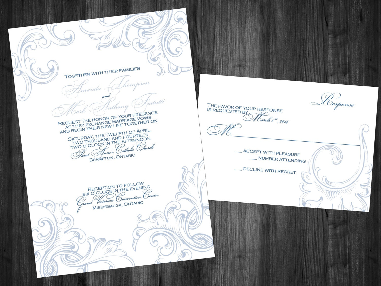 www do it yourself scroll wedding invitations - 28 images - make ...