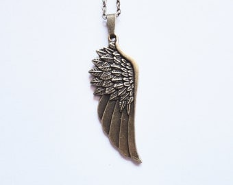 Necklace Wing