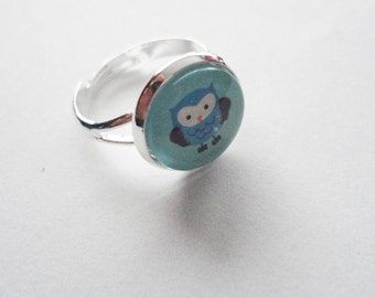 Ring Owl adjustable