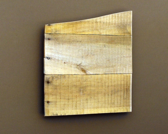 Blank pallet wood panel for your sign art painting by