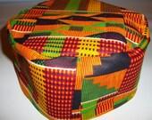 African Unisex Kente Hat
