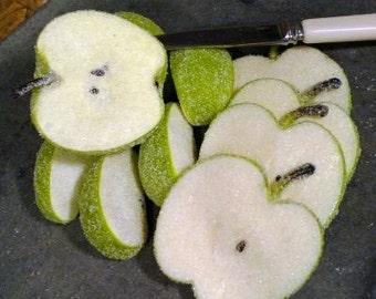 1/2 Ounce Green Apple Flavor Oil - SWEETENED
