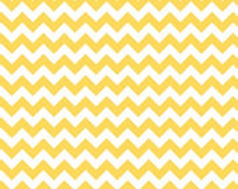 "108"" wideback - yellow chevron"