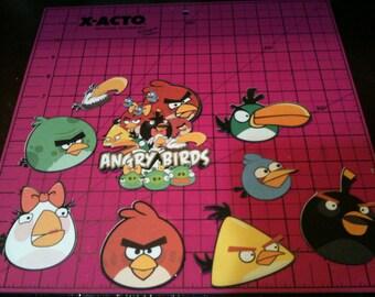 Angry Birds -Die Cuts