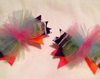 Brights Mini Bow- Set of Two