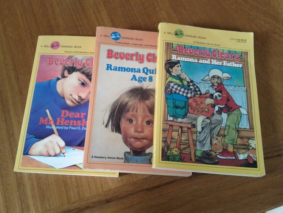 beverly cleary books essay