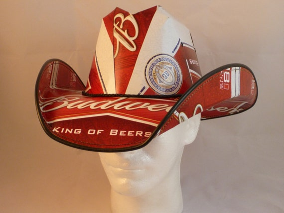 beer box cowboy hat wholesale 1