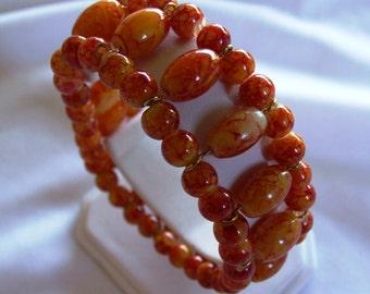 beaded  bracelet 0024SB