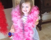 Boas made of Tulle,  Perfect for your Princess, Fairy, or Diva