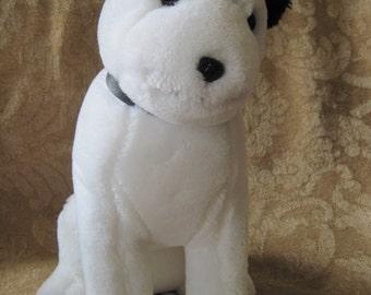 """Vintage Dakin """"RCA Nipper"""" stuffed toy dog"""