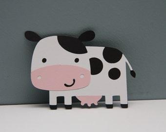 Cricut Cut Cows-Set of 8
