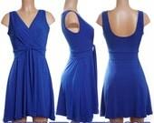 Royal Blue Dae Dress