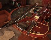 Steampunk Violin - GoodWolf